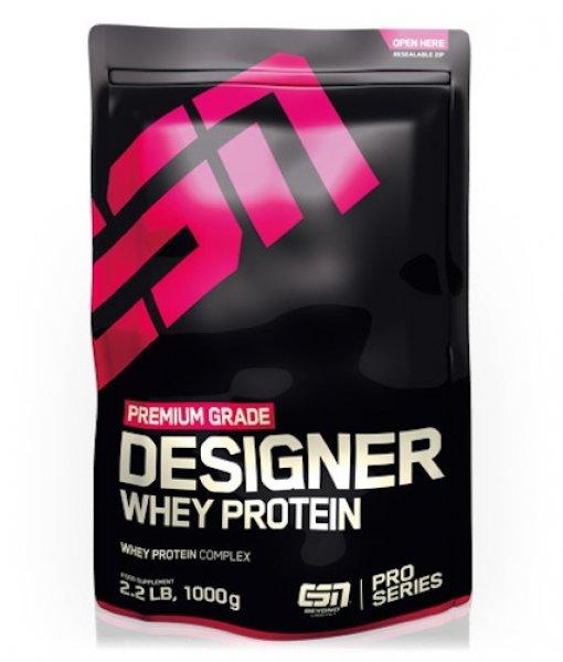 ESN Designer Whey Protein, 1 kg Beutel