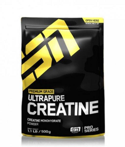 Ultrapure Kreatin Monohydrat, 500 g geschmacksneutral