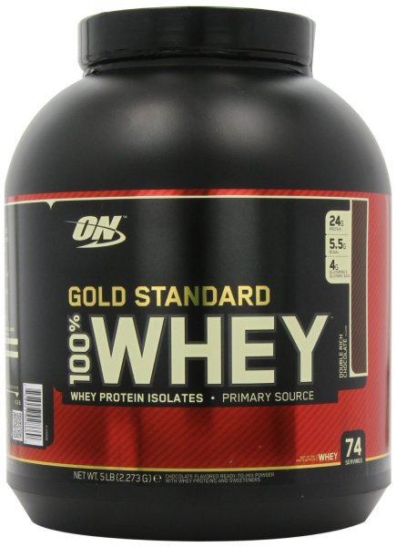 100% Whey Gold Standard 2270 g