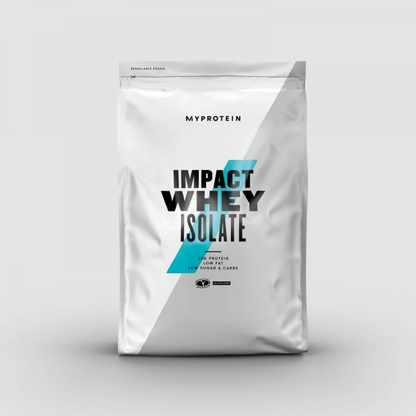 Impact Whey Isolate, 2500g Beutel