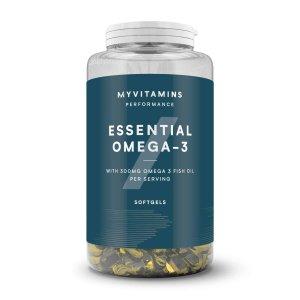 Myprotein Omega 3, 250 Kapseln