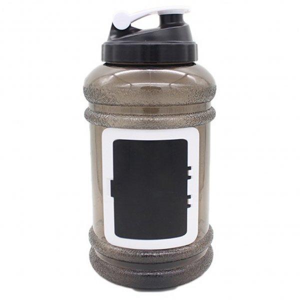 Gym Bottle Wasserflasche 2,2 Liter, BPA free
