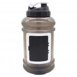 Gym Bottle Wasserflasche 2 Liter, BPA free