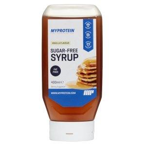 Zuckerfreier Sirup, Flasche, 400 ml