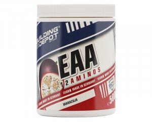 Essentielle Aminosäuren EAA Pulver, 500g