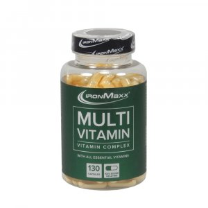 Multi-Vitamin, 130 Kapseln
