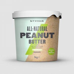 Bio Erdnussbutter natural, 1 kg