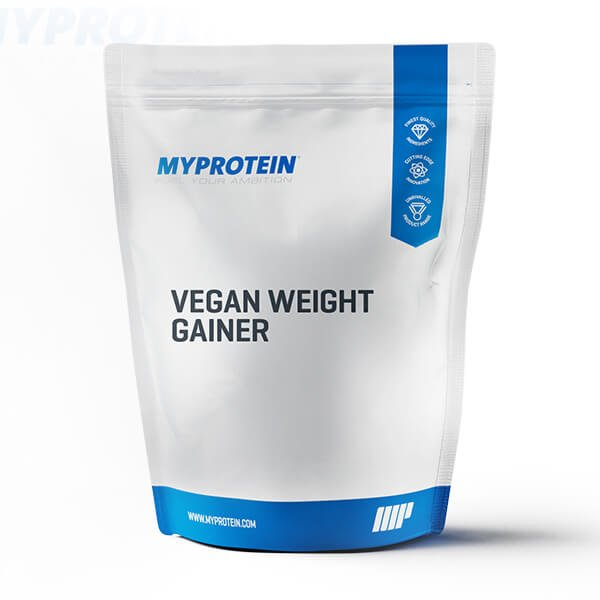 Vegan Weight Gainer, 1000 g Beutel