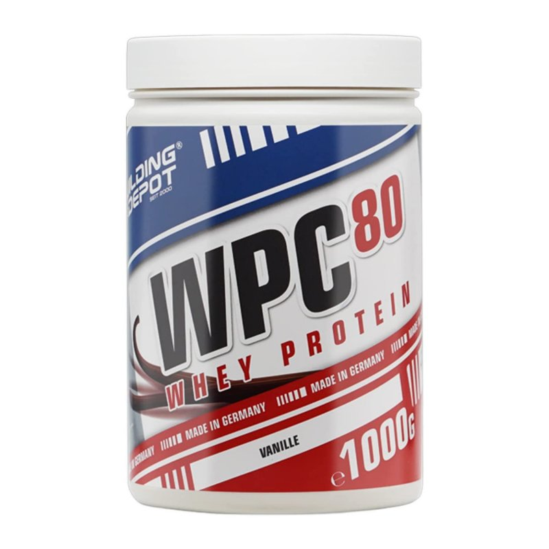WPC-80 Whey Protein, 2 kg Dose