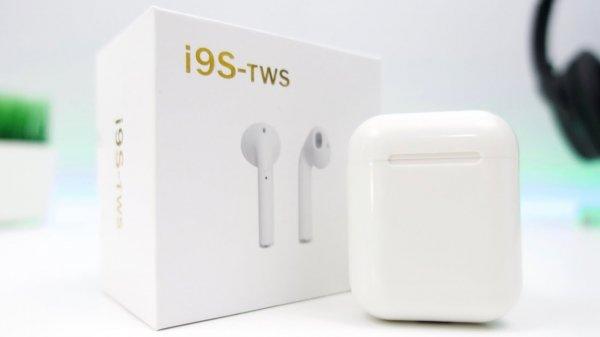 i9s TWS kabellose Kopfhörer