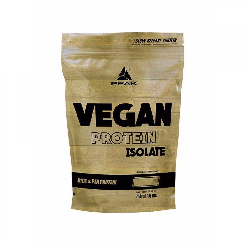 Vegan Protein Isolate, 750 g Beutel