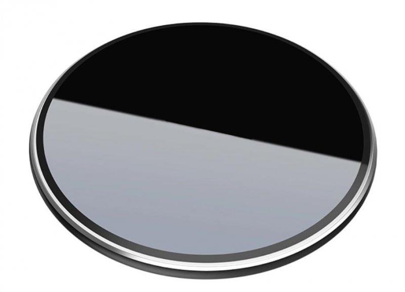 Wireless Charger Q5 schwarz/silber